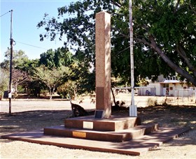 Mount Isa Memorial Cenotaph - Accommodation Cooktown