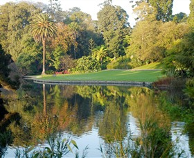 Royal Botanic Gardens Melbourne - Accommodation Cooktown