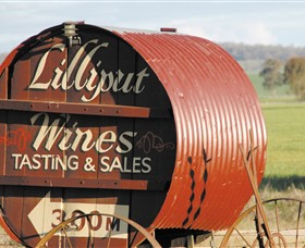 Lilliput Wines - Accommodation Cooktown