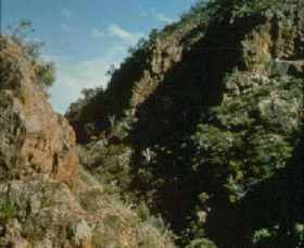 Werribee Gorge State Park - Accommodation Cooktown
