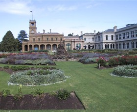 Werribee Mansion - Accommodation Cooktown