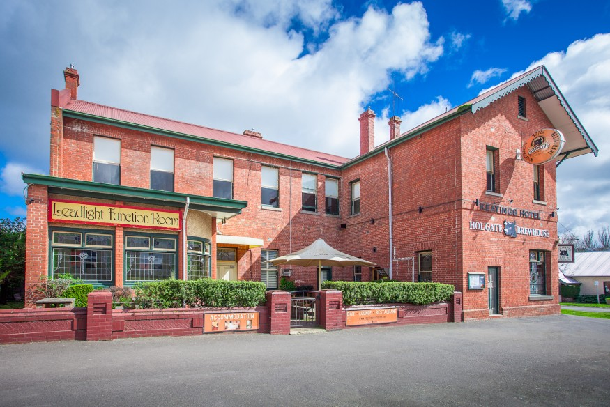 Holgate Brewhouse at Keatings Hotel - Accommodation Cooktown