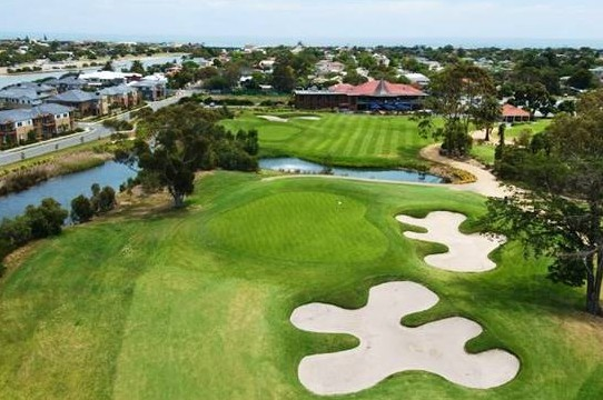Patterson River Golf Club - Accommodation Cooktown