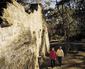 Castlemaine Diggings National Heritage Park - Accommodation Cooktown