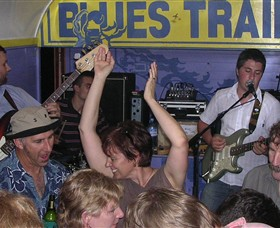The Blues Train - Accommodation Cooktown