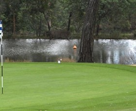 Hepburn Springs Golf Club - Accommodation Cooktown