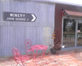 John Gehrig Wines - Accommodation Cooktown