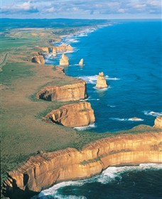 12 Apostles Flight Adventure from Apollo Bay - Accommodation Cooktown