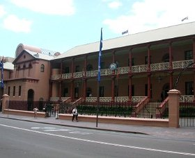 Parliament House - Accommodation Cooktown