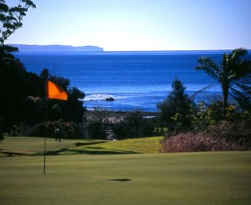 Mollymook Golf Club - Accommodation Cooktown