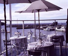 Harbourside Restaurant - Accommodation Cooktown