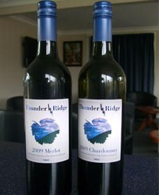 Thunder Ridge Wines - Accommodation Cooktown