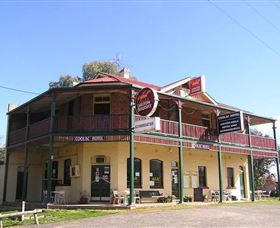 Coolac Hotel - Accommodation Cooktown
