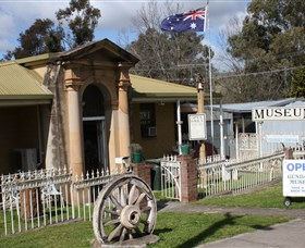 Gundagai Historic Museum - Accommodation Cooktown