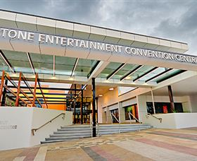 Gladstone Entertainment and Convention Centre - Accommodation Cooktown