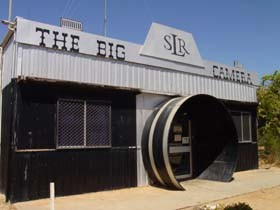 The Big Camera - Photographic Museum - Accommodation Cooktown