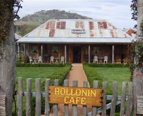 Rollonin Cafe - Accommodation Cooktown