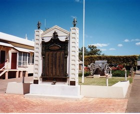 Gayndah War Memorial - Accommodation Cooktown