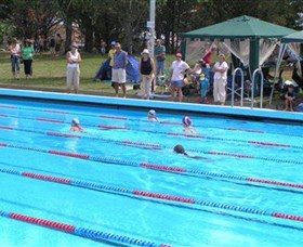 Yass Olympic Swimming Pool - Accommodation Cooktown
