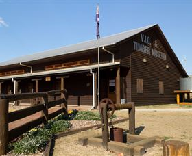 South Burnett Region Timber Industry Museum - Accommodation Cooktown