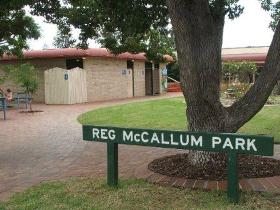 Reg McCallum Park - Accommodation Cooktown