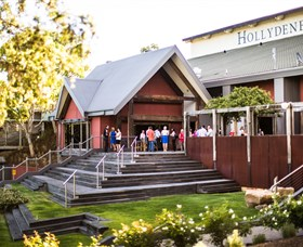 Hollydene Estate Wines and Vines Restaurant - Accommodation Cooktown