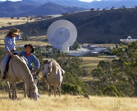 Canberra Deep Space Communication Complex - Accommodation Cooktown