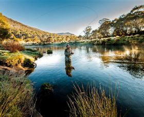 Fly Fishing Tumut - Accommodation Cooktown