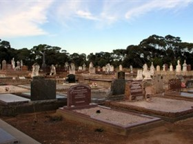 Langhorne Creek Cemetery - Accommodation Cooktown