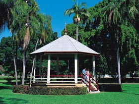 Lissner Park - Accommodation Cooktown