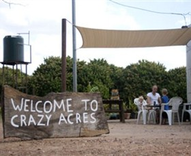 Crazy Acres - Accommodation Cooktown