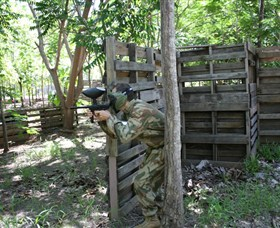 United Paintball - Accommodation Cooktown