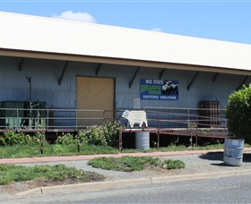 Mid-State Shearing Shed Museum - Accommodation Cooktown