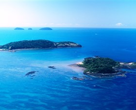 Barnard Island Group National Park - Accommodation Cooktown