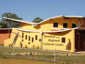 The Quinkan and Regional Cultural Centre - Accommodation Cooktown