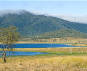 Lake Elphinstone - Accommodation Cooktown