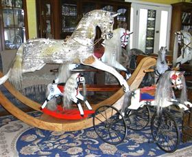 Rocking Horse Restorations - Accommodation Cooktown