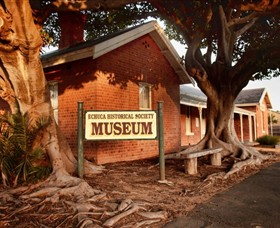 Echuca Historical Society Museum  Archive - Accommodation Cooktown