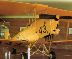 Tiger Moth Memorial - Accommodation Cooktown