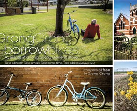 Grong Grong Borrow Bikes - Accommodation Cooktown