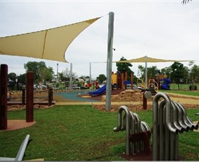 Livvi's Place Playground - Accommodation Cooktown