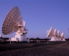 CSIRO Australia Telescope Narrabri - Accommodation Cooktown