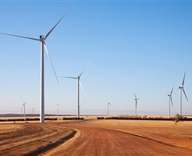 Merredin Collgar Wind Farm - Accommodation Cooktown