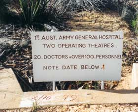 Army General Hospital Site - Accommodation Cooktown