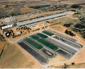 Co-operative Bulk Handling CBH Wheat Storage and Transfer Depot - Accommodation Cooktown