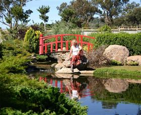 Wellington Osawano Japanese Gardens - Accommodation Cooktown