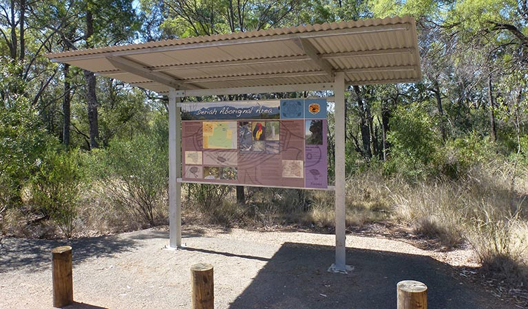 Deriah Aboriginal Information Bay - Accommodation Cooktown