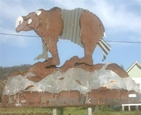 Diprotodon Drive - Tamber Springs - Accommodation Cooktown