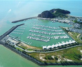 Keppel Bay Marina - Accommodation Cooktown