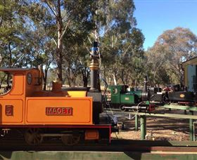 Mudgee Miniature Railway - Accommodation Cooktown